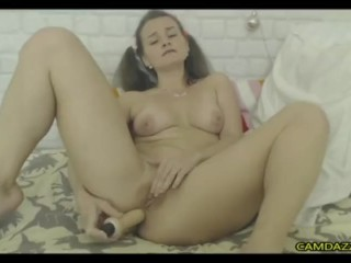 CamBaby- Daddy Cum On My Tonsils