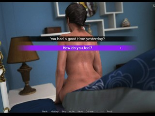 3D Adult VN – Chains of Pleasure ep.3