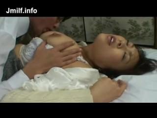 Nice Boobs Really Horny Asian MILF