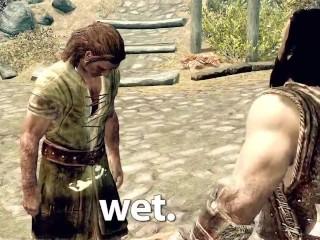 The shuffle of Skyrim