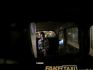 Dirty Old Cab Driver Fucking & Ravaging Young 21-Year Old Punk Girl