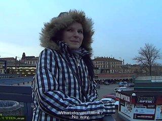 MallCuties – czech teen girl on streets