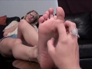 Tickle Feet JOI 1