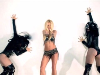 Britney Spears – Work Bitch XXX
