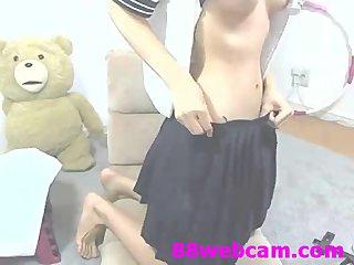 88webcam com – Japanese Camgirl Cute Sailor Suit Masturbation on Webcam