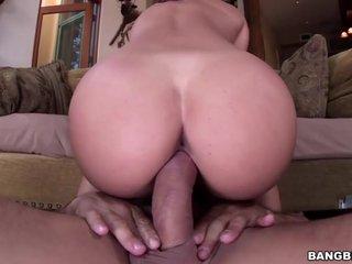 Eva Lovia Big Teen Ass POV