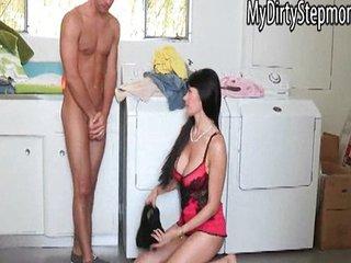 Stepmom Eva shares Cassandras lucky BF