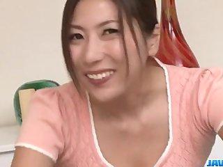 Mirei Yokoyama amazes in pure Asian POV