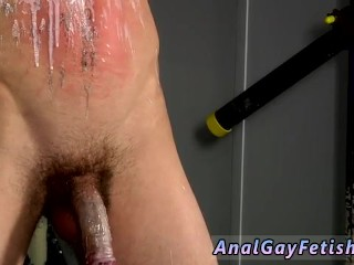 Free sex gay emo movies and gay underwear porn sex The Master Drains The