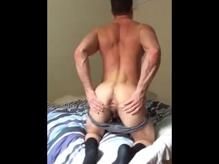 Muscle bottom daddy