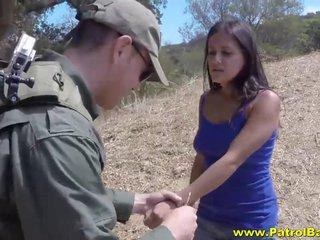 Real Latina Teen Babe Loves To Fuck Outdoors