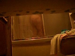 latina wife hidden cam in shower 3