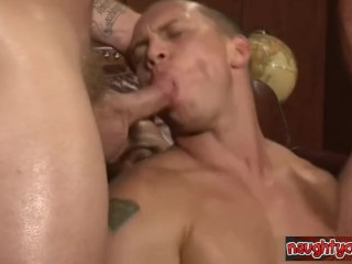 BRUTAL GUY HARDCORE SEX