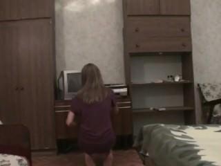 Russian homemade sex video 25