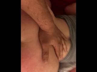 Drunk married Milf from the bar white Pawg