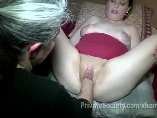 fist fucking mamas lesians