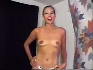 Mixed Girl With Moon Nipples