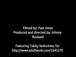 Bristol's Johnny Rockard gives newbie Welsh teem Tabby his cum