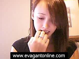 Gorgeous teenfucks on webcam