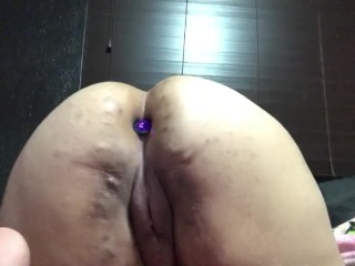 Butt plug fun