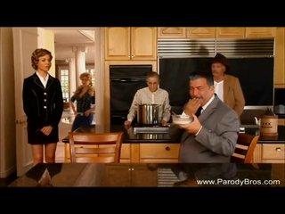 Beverly Hillbillies parody Threesome BJ