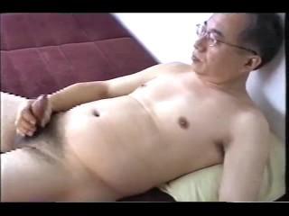 Japanese old man 42