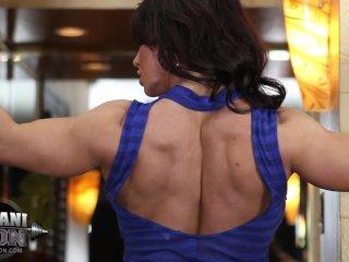 Brandi Mae 03 – Female Bodybuilder