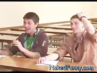 NAKED AND FUNNY miss