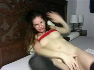 HAIRY PERVERT TEEN – CRAZY MULTIPLE ORGASM! WTF!?