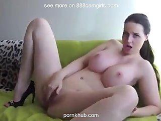 Big Boobs Brunette  Free MILF Porn
