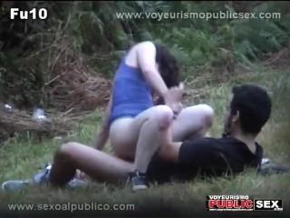 CLIP #200 _ Voyeurismo Public Sex