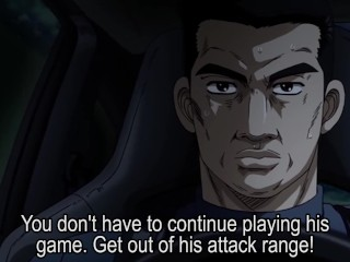 Initial D: Fifth Stage – Ryosuke vs. Shinigami [SUPERCUT]