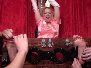 Tickle Intensive – Princess Peach Kidnaped