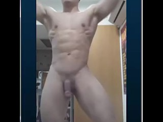 muscle guy cam show