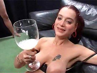 DRINKERS SEMEN Betty