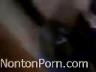 Indonesian Masturbating