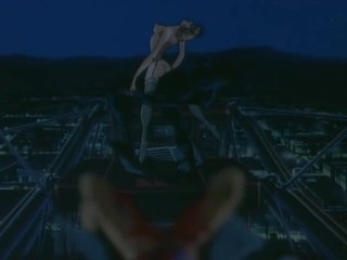 Demon Womb Ferris Wheel Scene