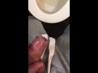 Dirty dick pissing