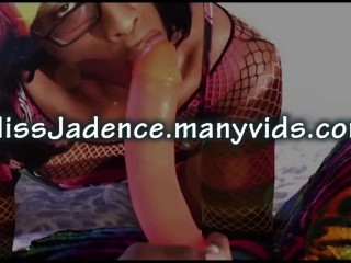 Miss Jadence the Ts big cock fat ass freak, FOR PERVERTS