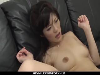 Fantasy sex with the doc for Sara Yurikawa