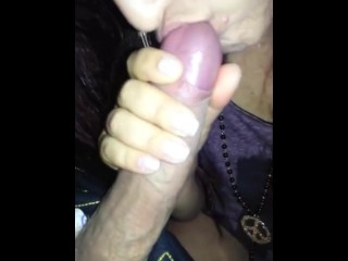 Cute Drunk Redhead Girl Sucks Cock Outside After The Club And Swallows