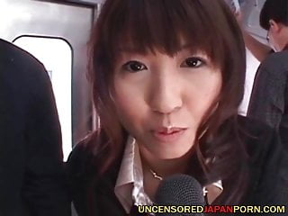 Uncensored Japanese Porn Misato Kuninato office sex party