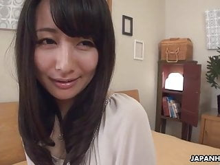 Japanese prostitute with small tits, Ayumi Iwasa got banged,
