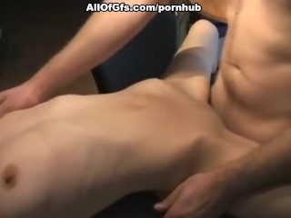 Nasty fucking on the table
