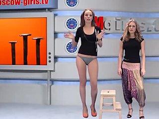Naked Moscow New / Кризис в картинках