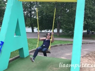 amputee Lia