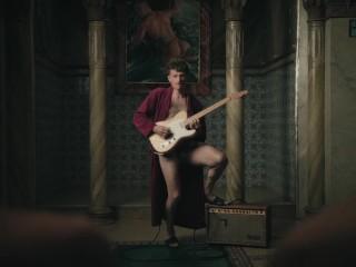 Bandmitglieder von Granada gönnen sichs hart in der Sauna