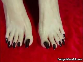 Long toenail