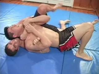 Fightgarage wrestling – Diego vs Ty