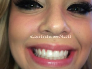Kali's Mouth Video 1 Preview